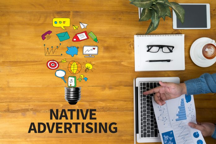 čo je to natívna reklama
